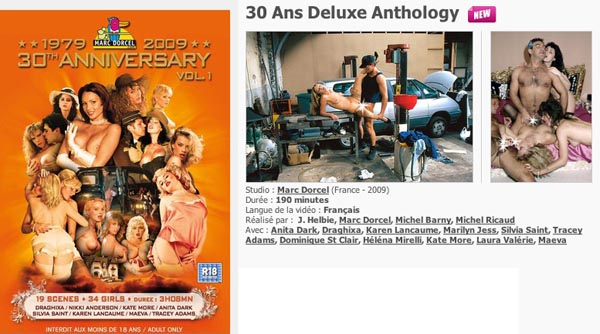 30 Ans Deluxe Anthology Vol 1