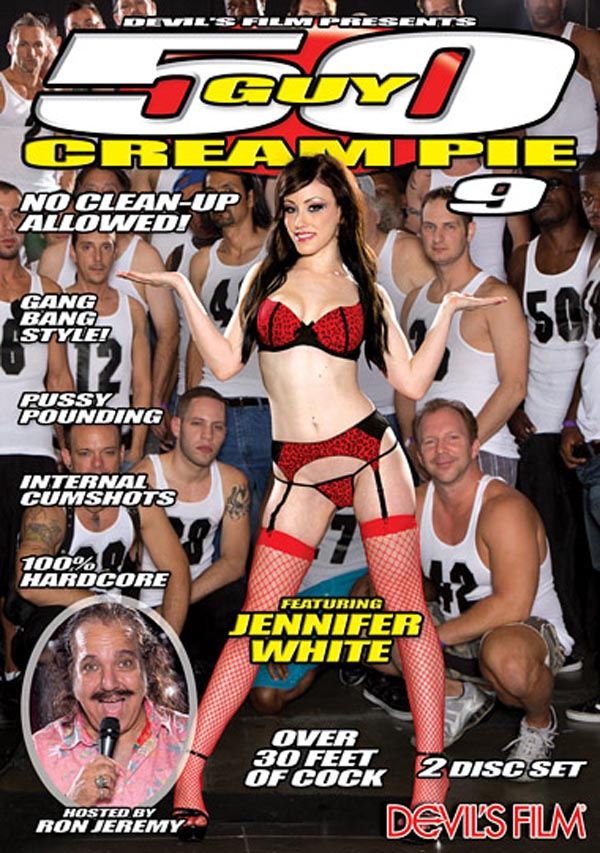 50 Guy Creampie 9 Jennifer White
