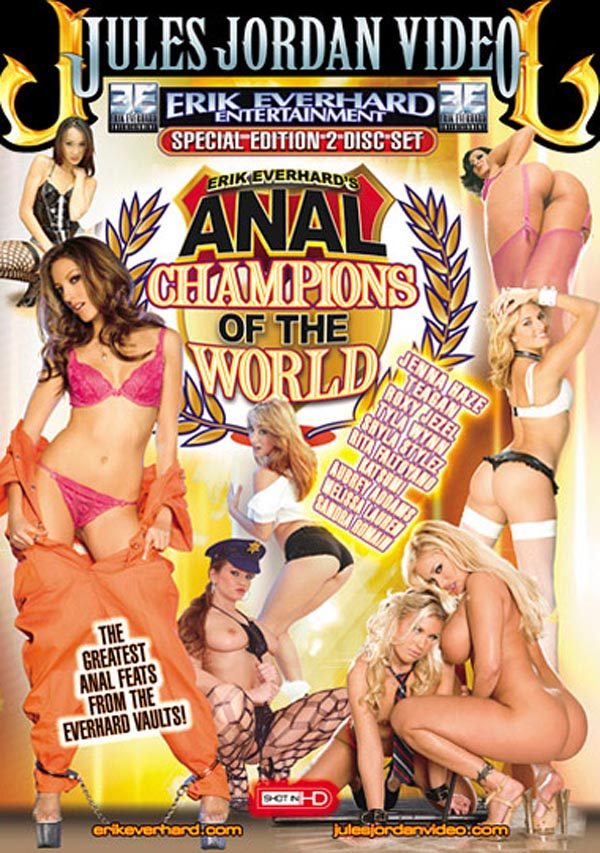 Anal Champions of the World
