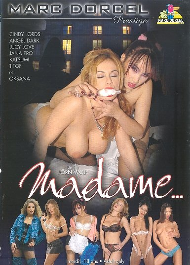 Angel Dark DVD X Madame chez VMD