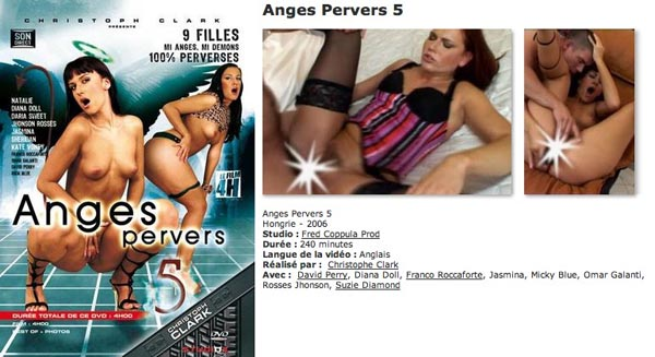 Anges Pervers 5