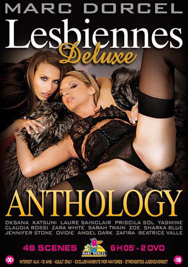 Anthology Lesbiennes deluxe