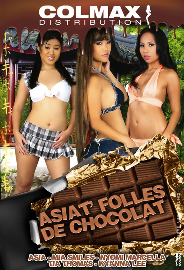 Asiat Folles de Chocolat