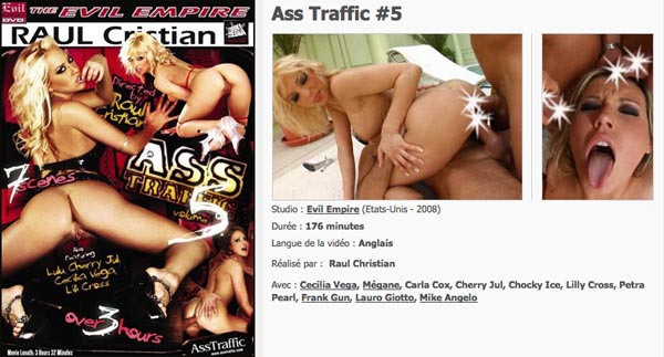 Ass Traffic 5 VOD