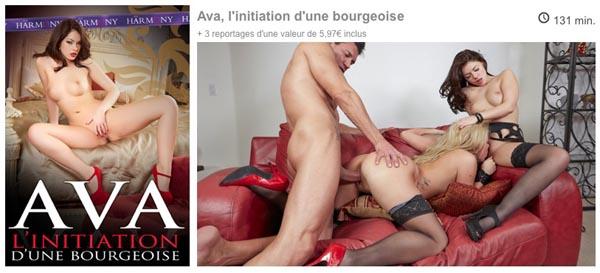 Ava l\'Initiation d\'une Bourgeoise