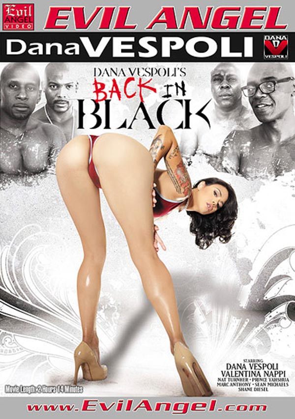 Dana Vespoli Back in Black