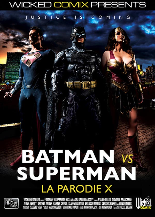 Batman vs Superman La Parodie X