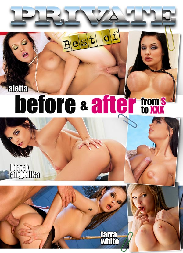 Before and After from S to XXX