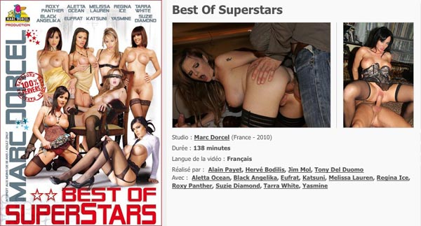 Best of Superstars VOD