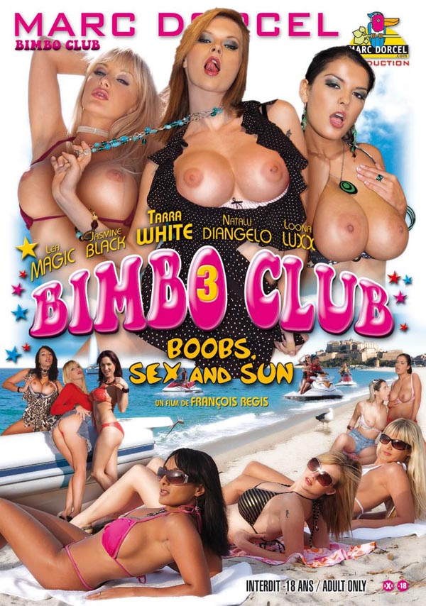 Bimbo Club 3 Boobs Sex and Sun