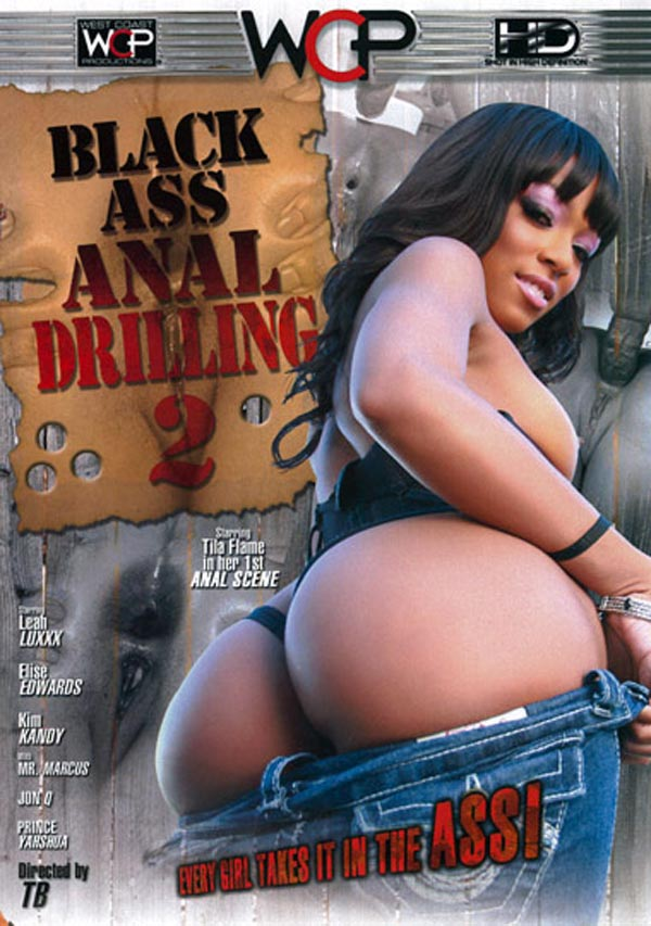 Black Ass Anal Drilling