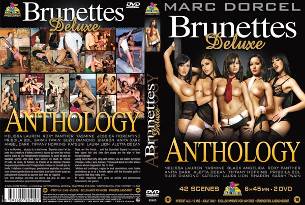 Brunettes Deluxe Anthology