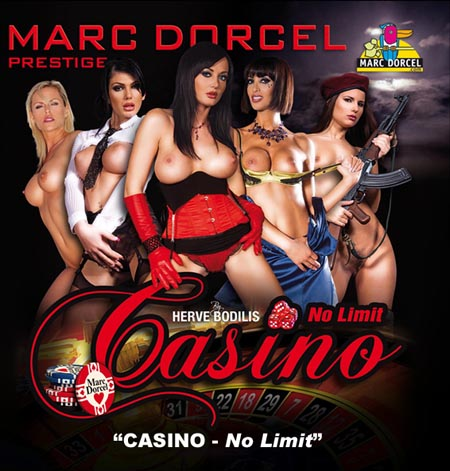 Casino No Limit dvd X Marc Dorcel