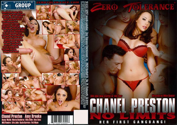 Chanel Preston No Limits