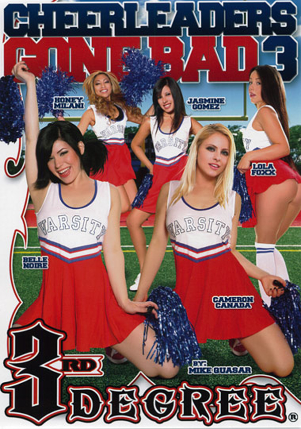 Cheerleaders Gone Bad 3
