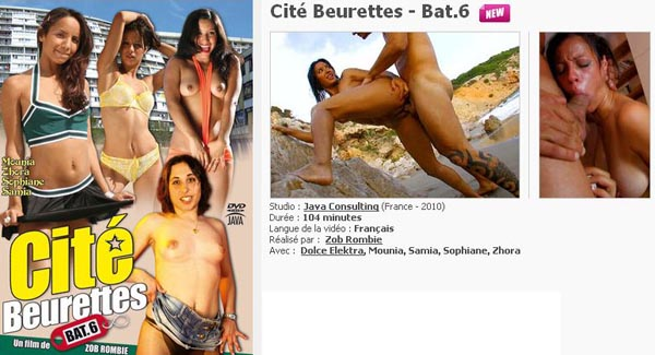 Cite Beurettes Bat 6