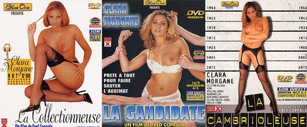 Le DVD Officiel Clara Morgane