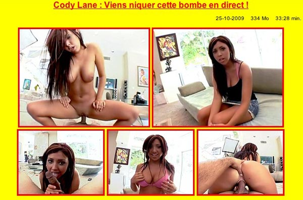 Cody Lane Tube 27