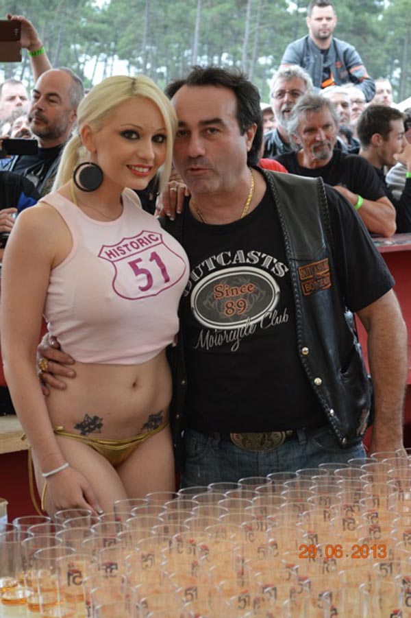 Convention Harley Davidson de Montalivet 2013