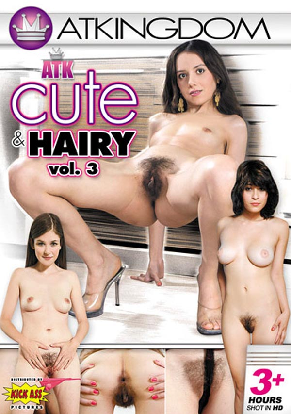 cute and Hairy 3