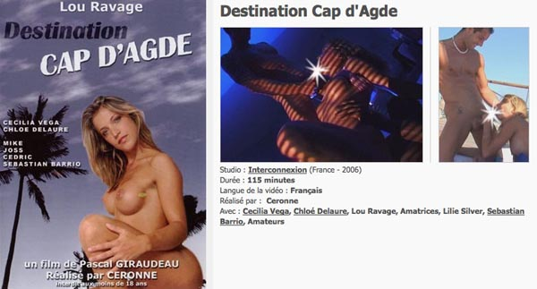 Destination Cap d'Agde