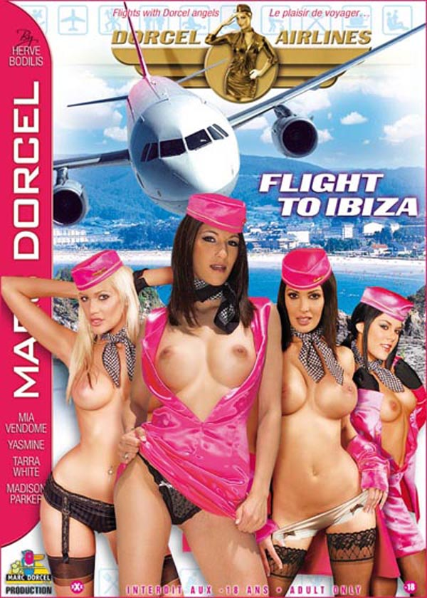 Dorcel Airlines 4 Flight to Ibiza