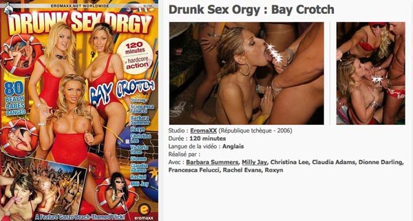 Drunk Sex Orgy Bay Crotch