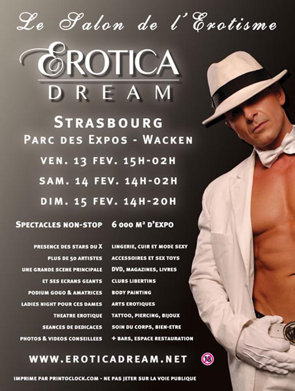 Erotica Dream Strasbourg 2009