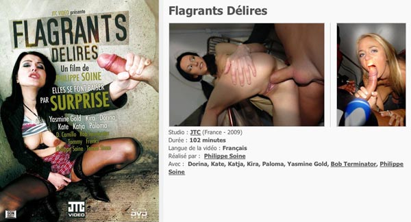 Flagrants Delires VOD