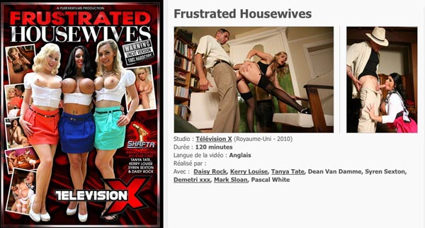 Frustrated Housewives
