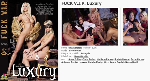 Fuck VIP Luxury