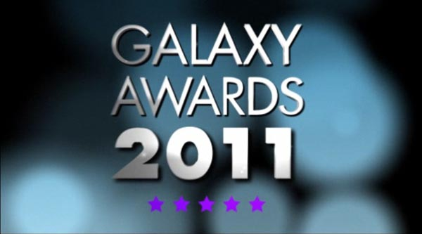 Galaxy Awards 2011