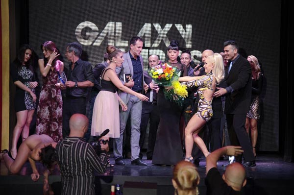 Galaxy Awards 2013