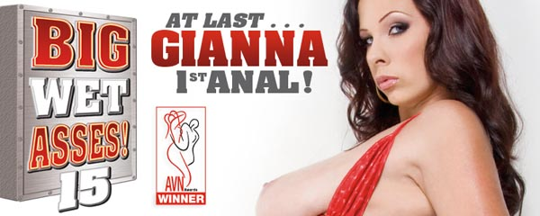 Gianna Michaels Big Wet Asses 15