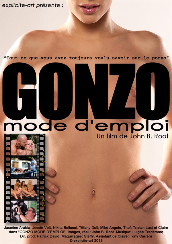 Gonzo Mode d\' Emploi Canal Plus
