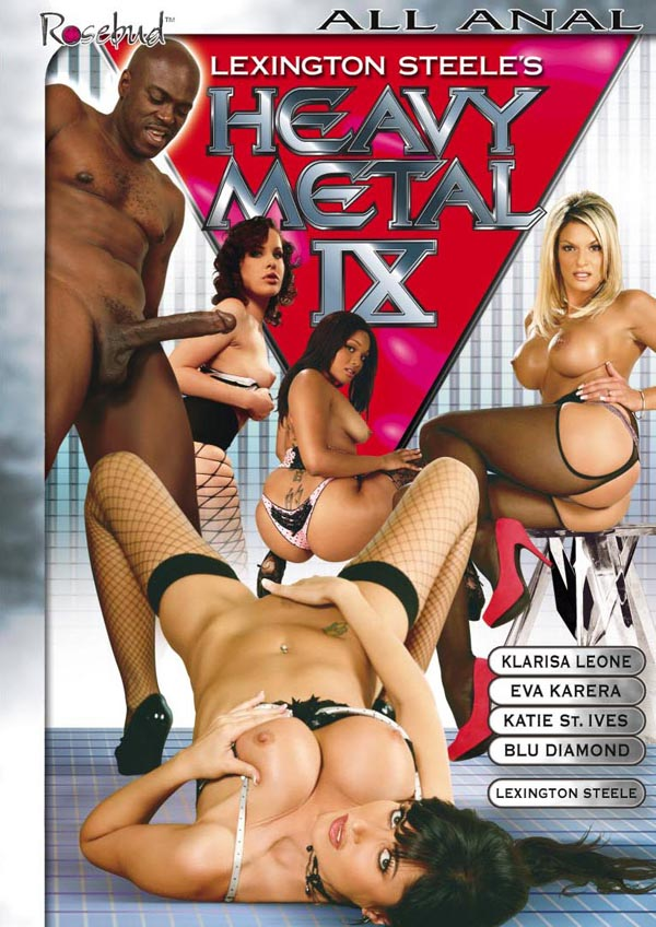 Heavy Metal 9