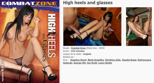 High Heels and Glasses VOD