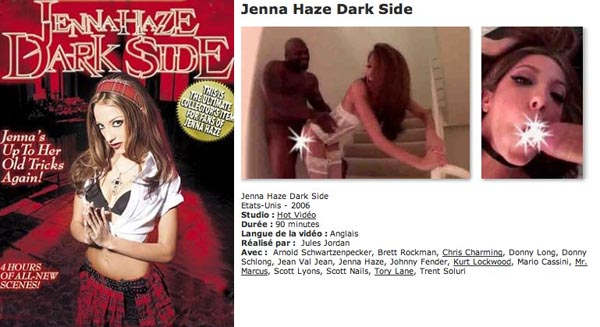 Jenna Haze Dark Side VOD