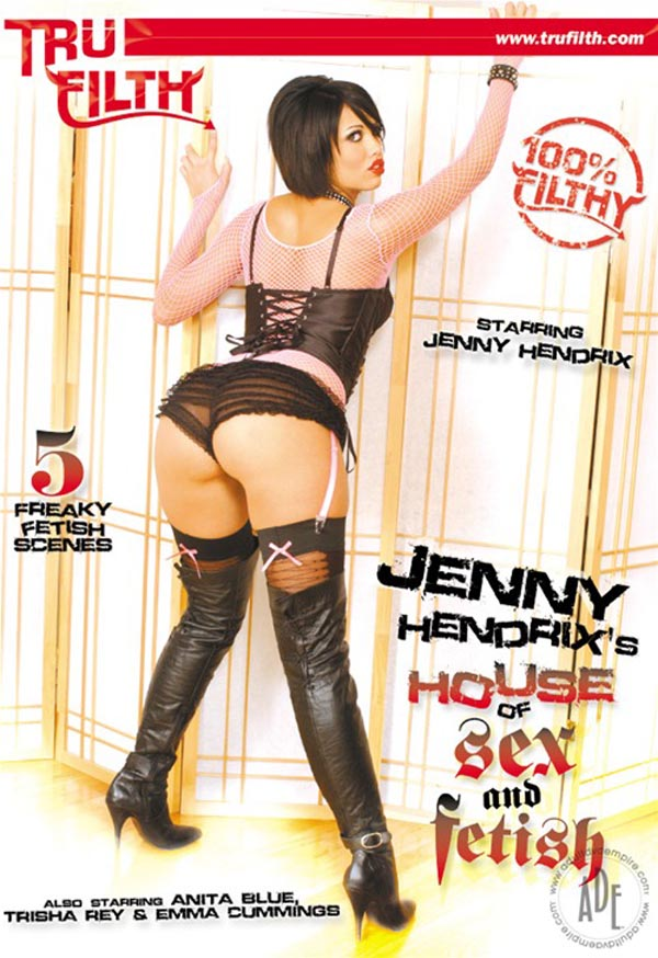 Jenny Hendrix s House of Sex and Fetish