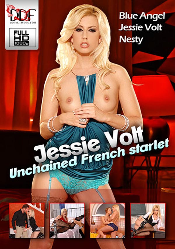 Jessie Volt Unchained French Starlet