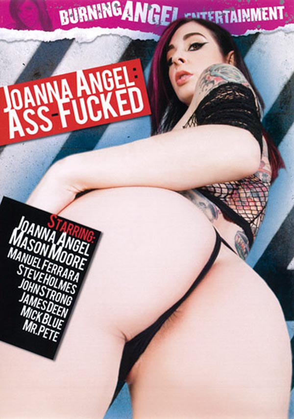 Joanna Angel Ass Fucked