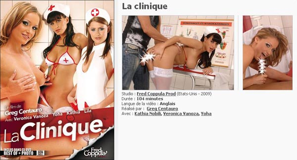 La Clinique VOD