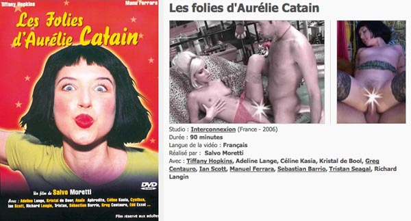 Les Folies d'Aurélie Catain
