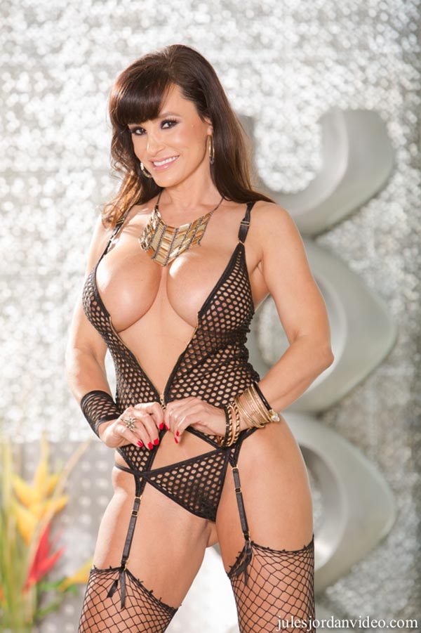 Lisa Ann Loves Girls