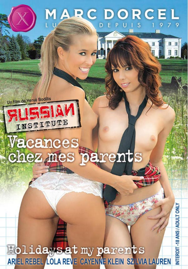 Russian Institute 19 Vacances chez mes Parents