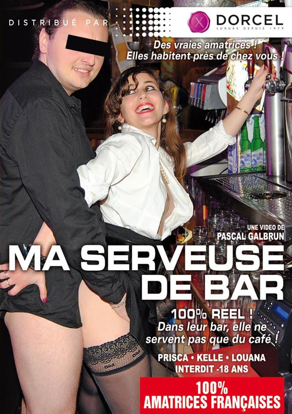 Ma Serveuse de Bar