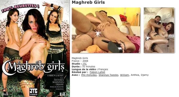 Maghreb Girls