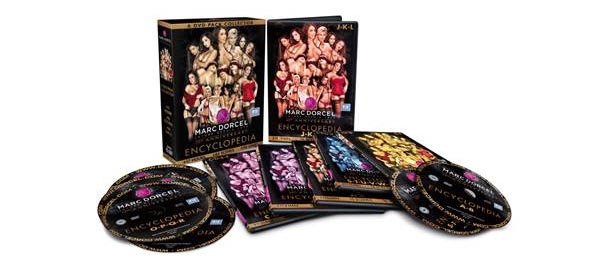 Marc Dorcel 35th Anniversary Encyclopedia