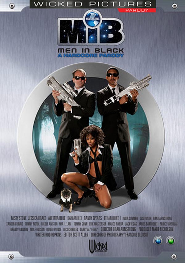 Men In Black A Hardcore Parody