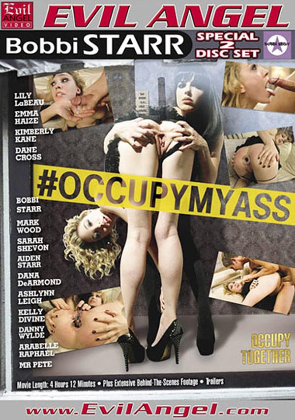 Occupy My Ass